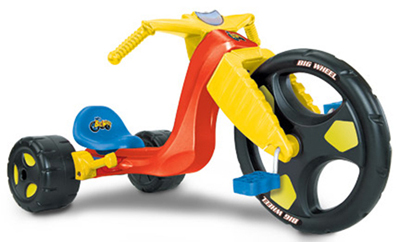 Spin-Out Racer with Hand Brake